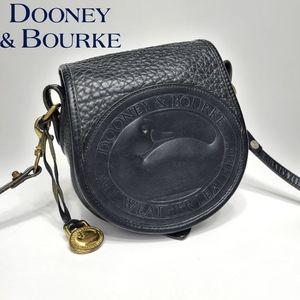 Dooney & Bourke Big Duck Vintage Leather Crossbody
